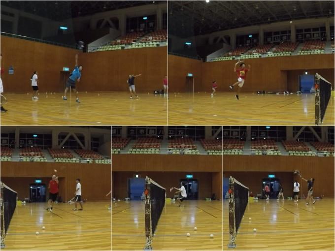 2020/09/15(火) ソフトテニス練習会【滋賀県】