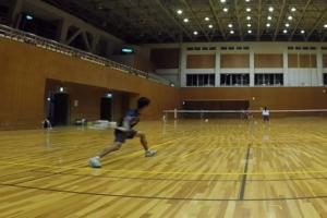2019/09/02(月) ソフトテニス練習会@滋賀県