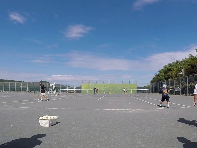 2019/09/14(土) ソフトテニス・未経験者練習会@滋賀県