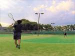 2019/09/28(土) ソフトテニス・個別練習会
