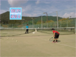 2019/10/27(日) ソフトテニス・個別練習会