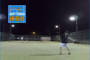 2019/10/25(金) ソフトテニス練習会@滋賀県