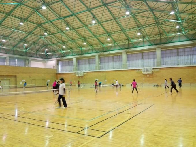2017/12/24(日) スポンジボールテニス ぷち大会1・プラスワンカップ
