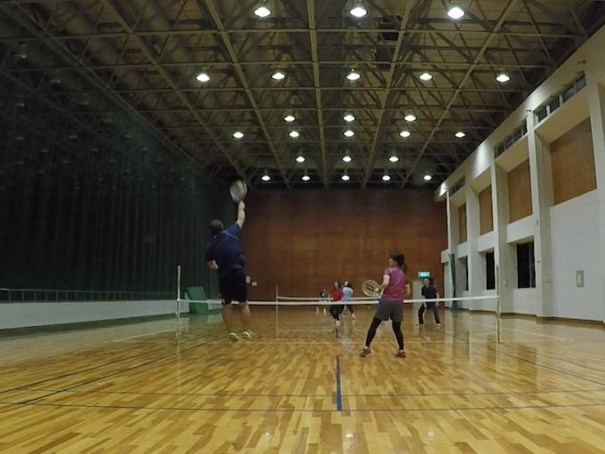2019/09/25(水)スポンジボールテニス@滋賀県