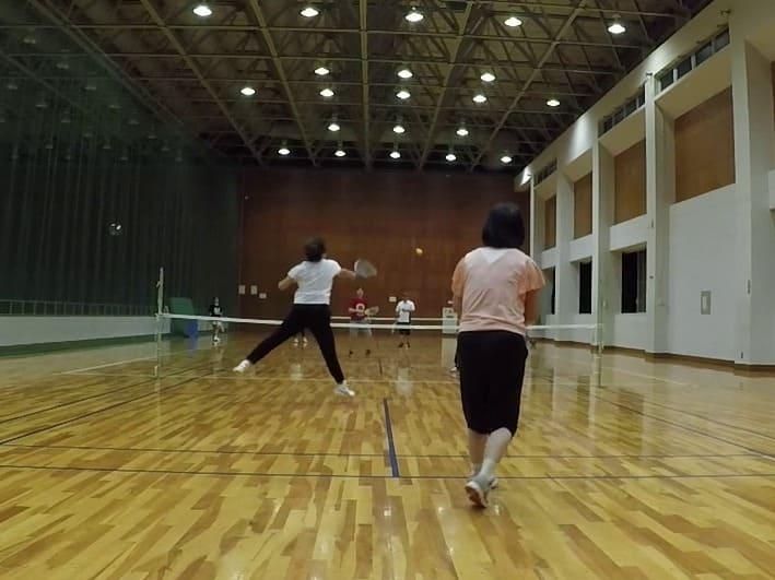2019/10/02(水) スポンジボールテニス練習会@滋賀県
