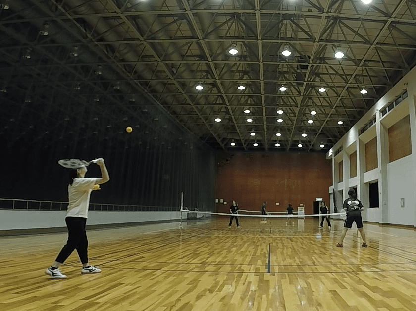 2019/10/16(水) スポンジボールテニス@滋賀県 ショートテニス・フレッシュテニス