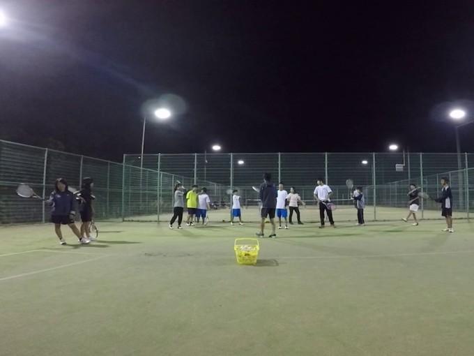 2019/09/21(土) ソフトテニス・初級者練習会@滋賀県