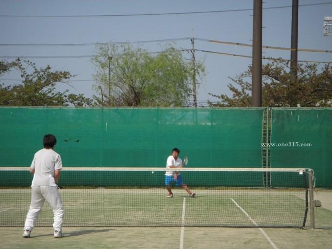 滋賀県彦根市ソフトテニス大会2009