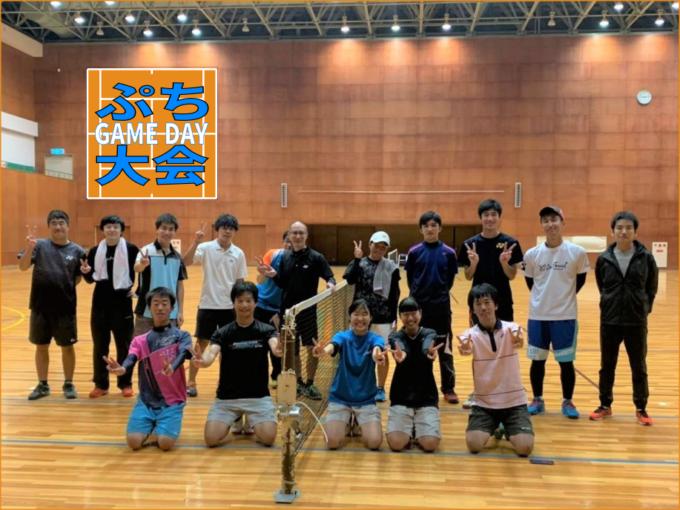 2019/11/04(月祝) ソフトテニス・ぷち大会