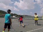 2019/08/24(土) ソフトテニス・未経験者練習会@滋賀県