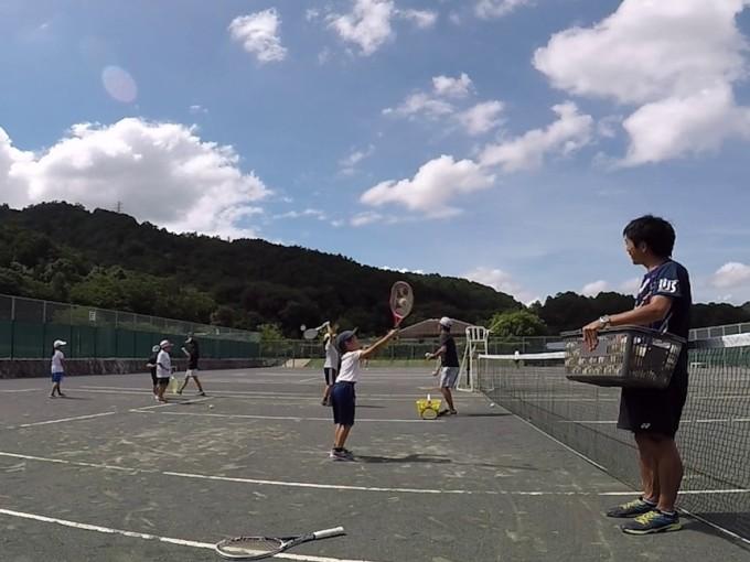 2019/09/07(土) ソフトテニス・未経験者練習会@滋賀県