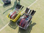 2019/08/18(日) ソフトテニス・個別練習会