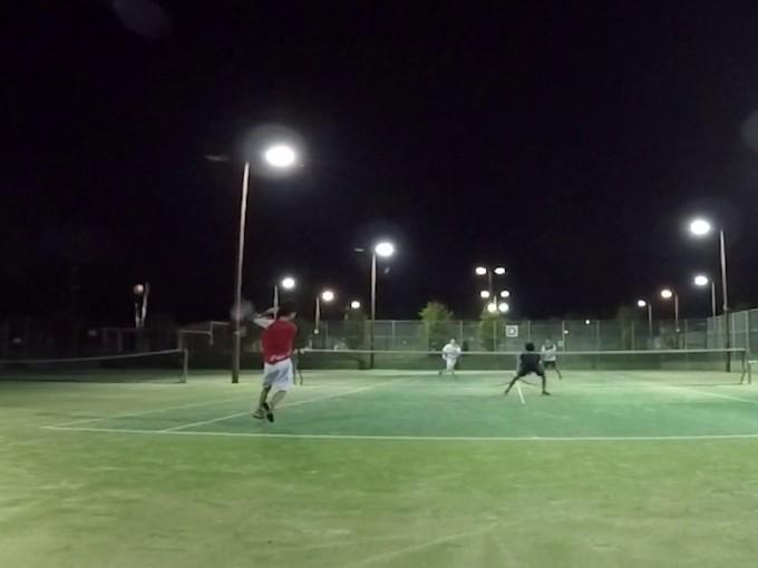 2019/08/18(日) 急遽・ソフトテニス練習会@滋賀県