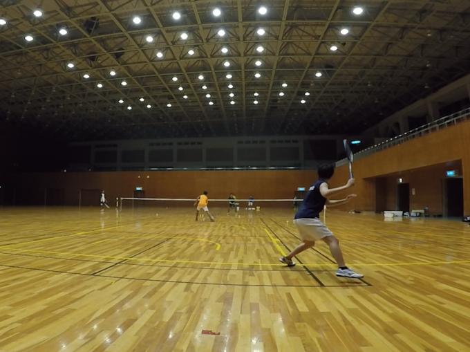 2019/08/19(月) ソフトテニス練習会@滋賀県