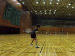 2019/08/20(火) ソフトテニス練習会@滋賀県