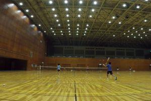 2019/08/27(火)ソフトテニス練習会@滋賀県