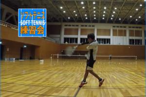 2019/11/11(月) ソフトテニス練習会@滋賀県