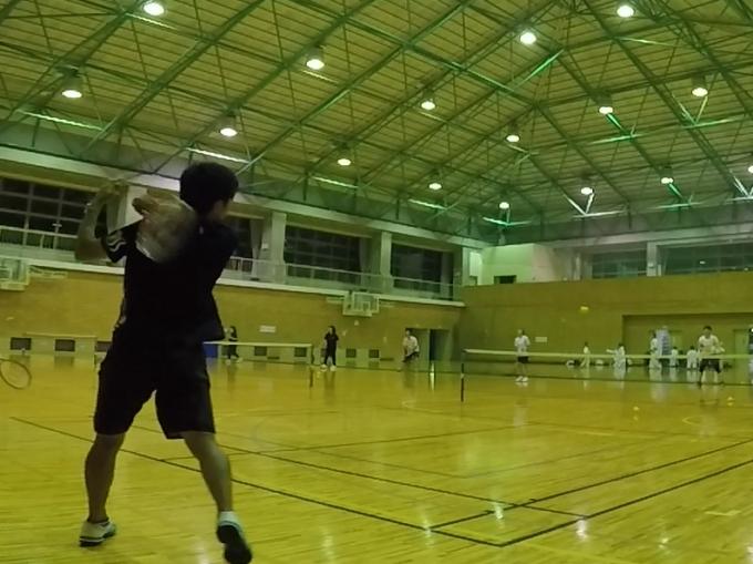 2019/09/11(水) スポンジボールテニス@滋賀県