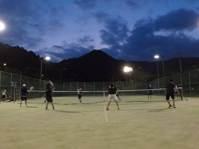 2019/07/06(土) ソフトテニス・初級者練習会@滋賀県