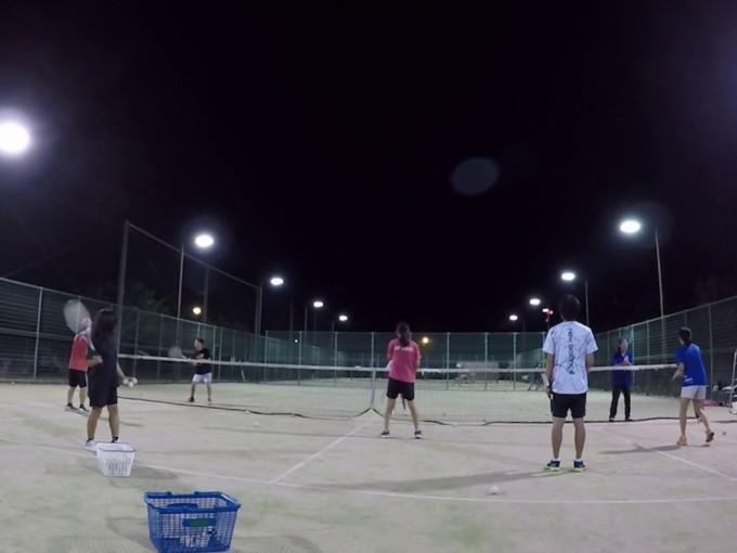 2019/08/10(土) ソフトテニス・初級者練習会@滋賀県