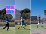 2019/12/25(木) ソフトテニス・平日練習会@滋賀県