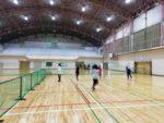 2020/01/18(土) ソフトテニス・未経験者練習会@滋賀県