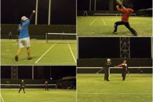 2020/01/19(日) 愛知県豊田市でソフトテニス。