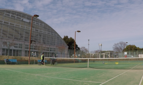 2020/01/26(日) ソフトテニス・個別練習会
