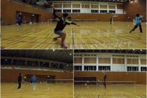 2020/01/20(月) ソフトテニス練習会@滋賀県
