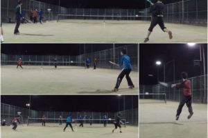 2020/01/17(金) ソフトテニス練習会@滋賀県