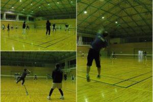 2020/01/22(水) スポンジボールテニス@滋賀県