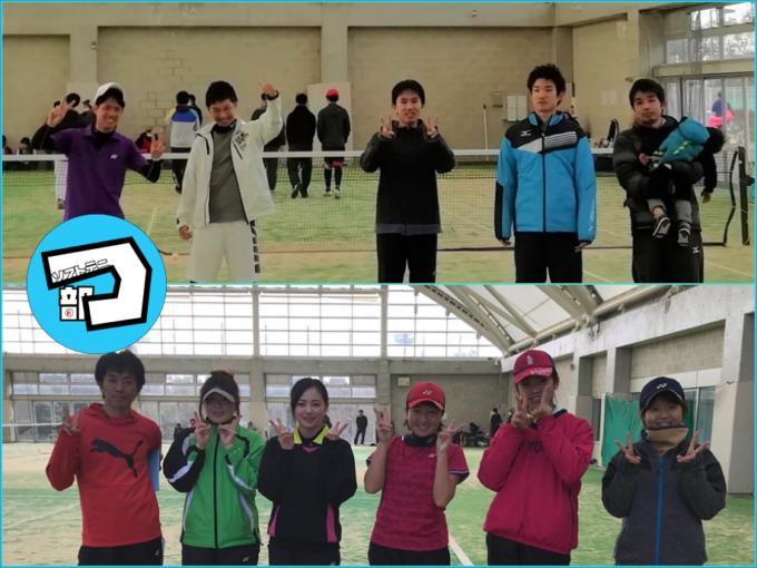 2019/03/24(日) ソフトテニつ部・春2019/東近江オープン団体戦