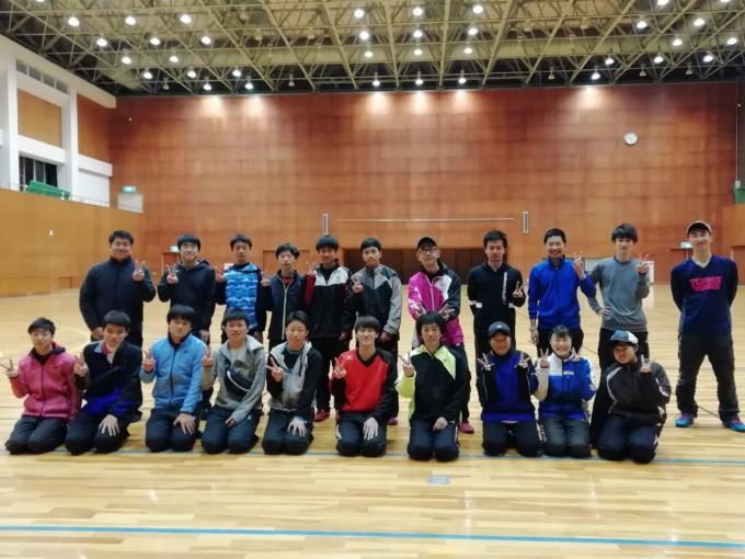 2020/03/24(月祝) ソフトテニス・オープンぷち大会@滋賀県