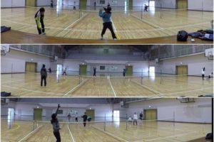 2020/02/16(土) ソフトテニス・未経験者練習会@滋賀県