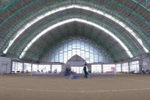 2020/2/15(土) ソフトテニス・個別練習会 滋賀県米原市グリーンパーク山東