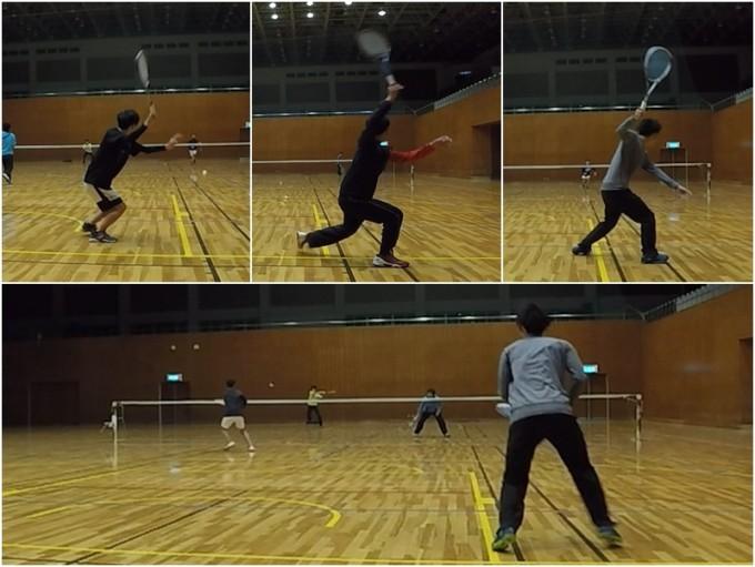 2020/02/01(土) ソフトテニス・夕方・練習会@滋賀県