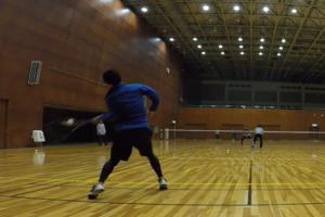 2020/02/04(火) ソフトテニス練習会@滋賀県