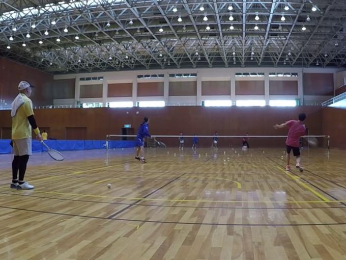 2020/03/23(月) ソフトテニス・平日練習会@滋賀県