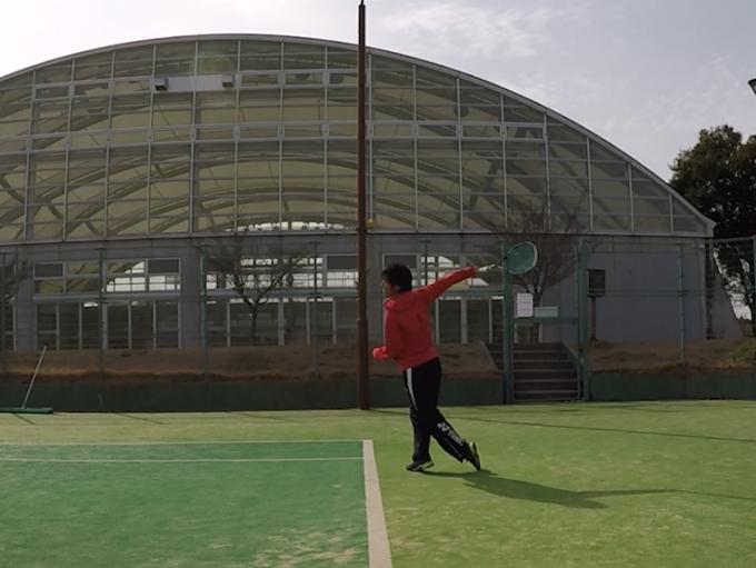 2020/03/01(日) ソフトテニス・個別練習会