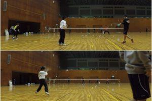2020/02/28(金) ソフトテニス練習会@滋賀県