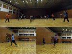 2020/03/02(月) ソフトテニス練習会@滋賀県