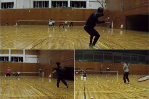 2020/03/03(火) ソフトテニス練習会@滋賀県