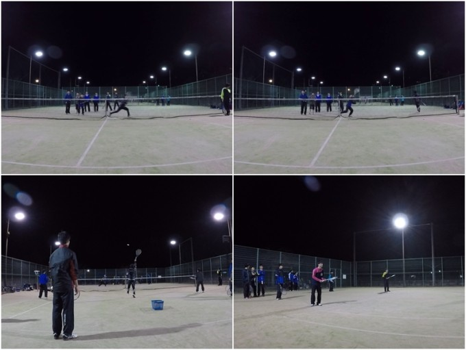 2020/03/06(金) ソフトテニス練習会@滋賀県
