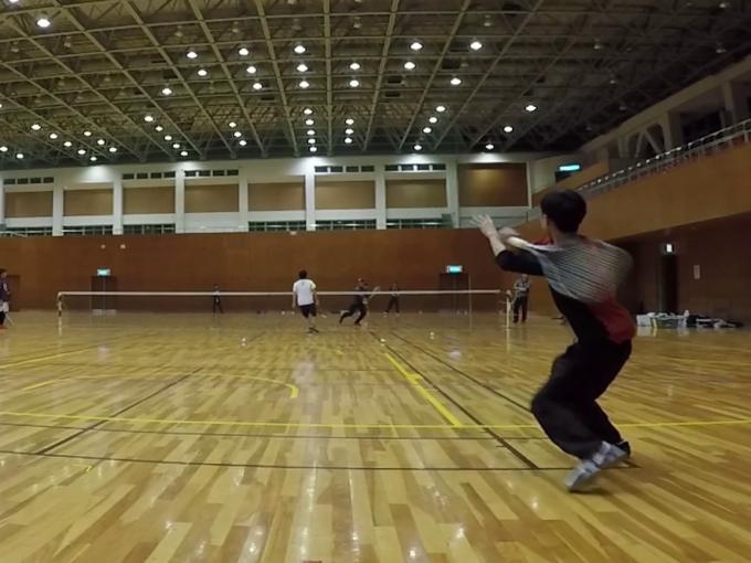 2020/03/24(火) ソフトテニス練習会@滋賀県