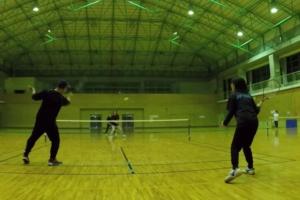 2020/04/01(水) スポンジボールテニス@滋賀県 ショートテニス フレッシュテニス