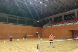 2017.06.06(火) ソフトテニス練習会@滋賀県