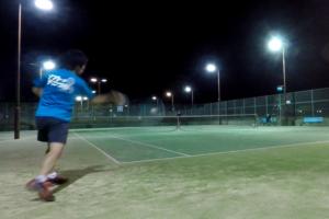 2020/05/22(金) ソフトテニス自主練習会