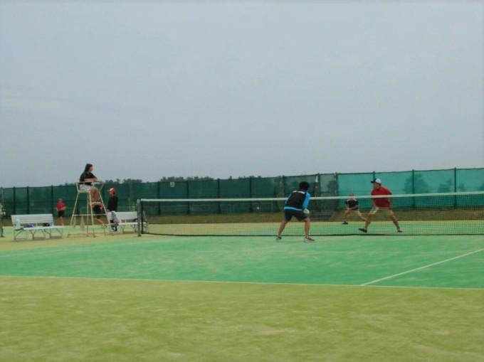 滋賀県野洲市ソフトテニス春季2012