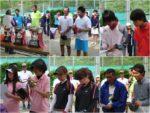 滋賀県近江八幡市ソフトテニス春季大会2012