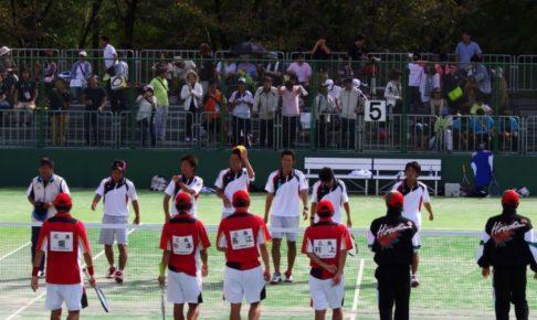 ソフトテニス国体2012@岐阜